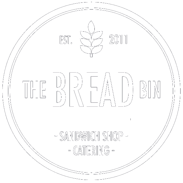 The Bread Bin Sandwich Shop  Logo